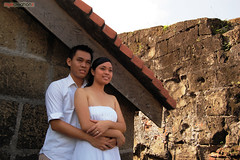 denzjeeprenup027 (myecreationz) Tags: shoot dennis marjorie intramuros denz prenup prenuptial balwarte jeeann myecreationz