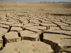 Dryness of the earth (SWAIDAN  to Syria  G.W.L.K_) Tags: grave globe earth science syria syrian q8 globel dryness qarah mywinners swaidan