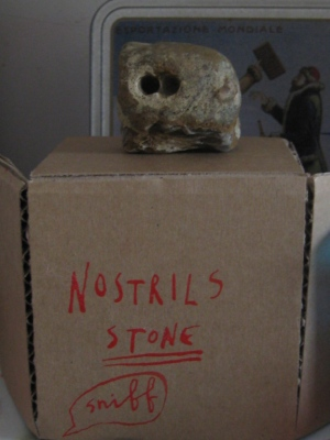 Nostril Stone
