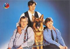 Comisario Rex (Louvre1793) Tags: dog chien cane perro hund rex pastor inspector alemn comisario kommissar commissario chienflic