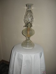 Vallie Wilson's Lamp