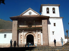 The Andean Sistene Chapel in Andahuaylillas [Featured]