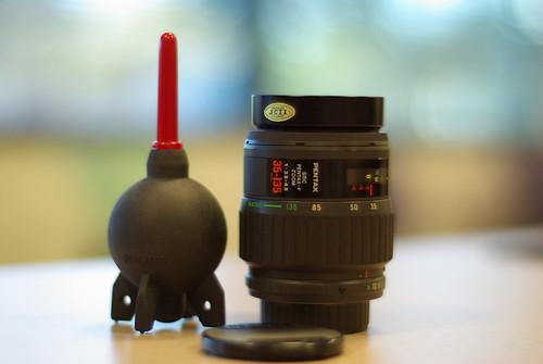 Pentax F 35-135mm f/3.5-4.5