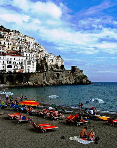 Beach Paradise in Southern Italy