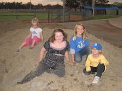 Christy, Amy, Cara & Kelly