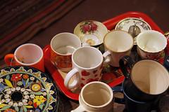 tea-time residue