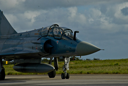 Airplane picture - Mirage F-2000