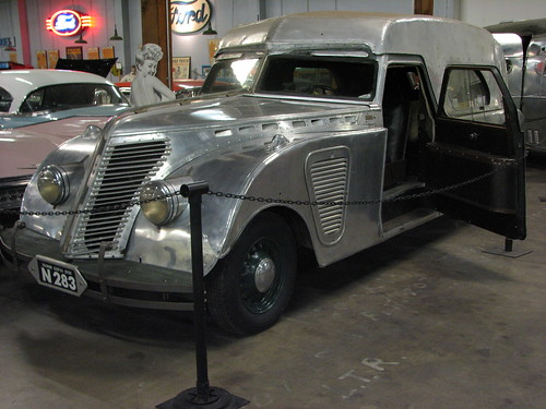 1934 Thompson House Car 01 by jacksnell.