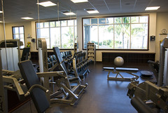 Fitness Center Princeville Westin