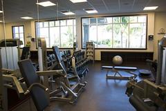 Fitness Center Princeville Westin