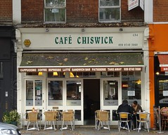 Picture of Cafe Chiswick, W4 1PU