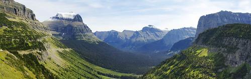 Glacier Park near Logan Pass