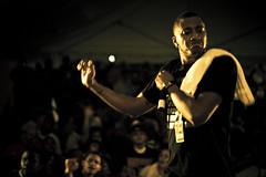Lecrae at Flavor Fest 2008