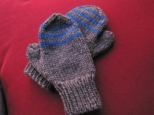 Charity Child Mittens