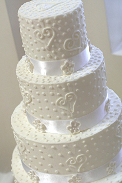 An American Wedding Cake In Paris David Lebovitz