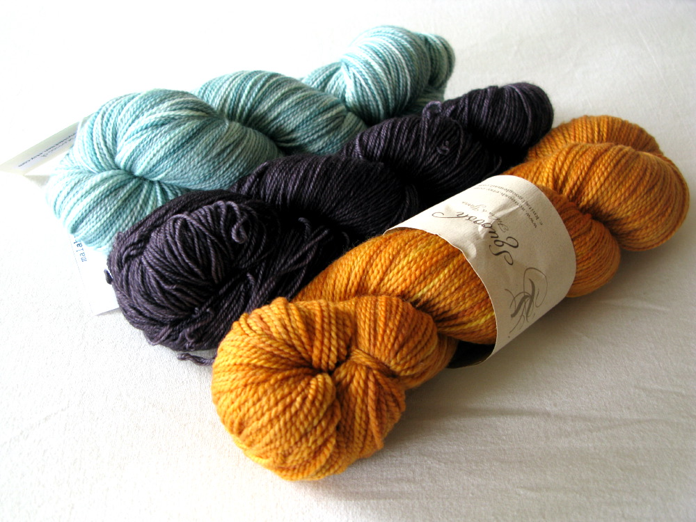 New sock yarn!