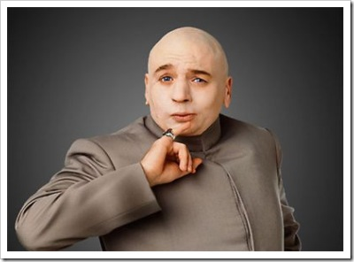 I always thought Dr. Evil treated Mini-Me kinda badly.