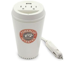 Coffee Cup Gadget Charger by momentimedia