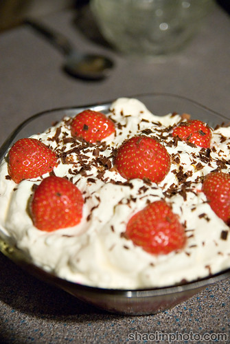 Home Made Trifle