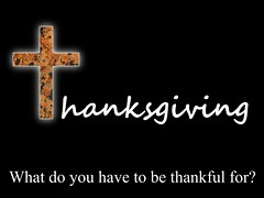 What do you have to be thankful for?   - Christian Wallpaper ( David Gunter) Tags: thanksgiving black love thanks rust christ cross god jesus thankful flickrsoupforthesoul fsftsblog christianwallpaper