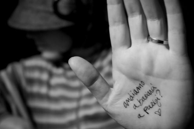 hand tattoo extremephoto