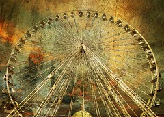 big wheel... (*bratan*) Tags: paris france texture wheel creation fantasy imagination placedelaconcorde infinestyle memoriesbook flightsoffancyforever