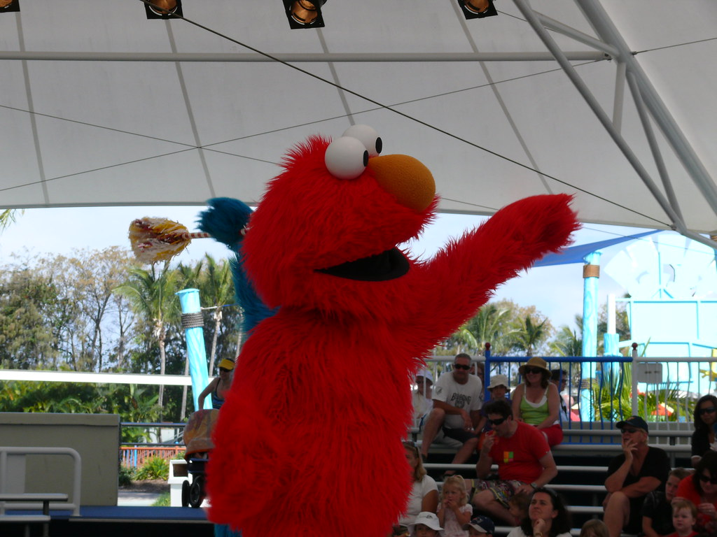 The World's Best Photos of elmo and jimhenson - Flickr Hive Mind