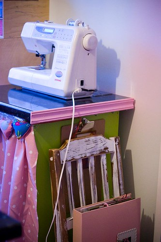 sewing machine by shimelle, on Flickr