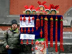 SanGregorioArmeno: si vendono portafortuna! (Davide Gaudieri) Tags: san napoli natale mercato gregorio pastori armeno