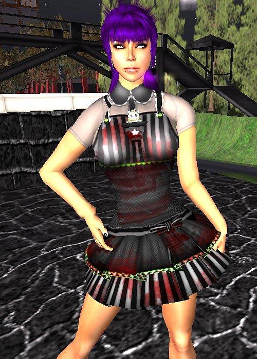 katat0nik (bloody) Katty Dress @ hom