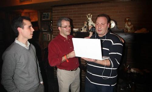 PuromacMadrid Puromacmadrid con david Lionz y Phroc Philippe