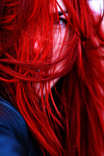 Windswept Red