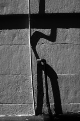 (andre dos santos) Tags: show nyc newyorkcity urban blackandwhite bw newyork film 35mm blackwhite kodak harlem manhattan pipe upper kodachrome piping uppermanhattan blackwhitephotos convertedtogreyscale