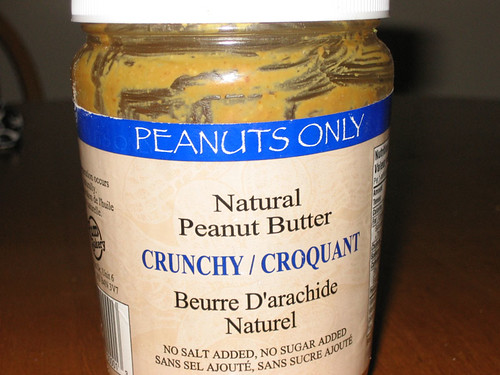 peanuts only
