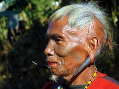 Now these are piercings. (Linda DV (away, please no mails)) Tags: portrait people india canon ge