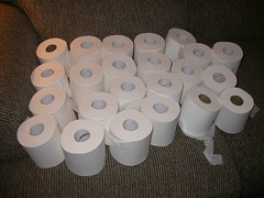 Toilet Paper (NCReedplayer) Tags: bathroom tissue toiletpaper