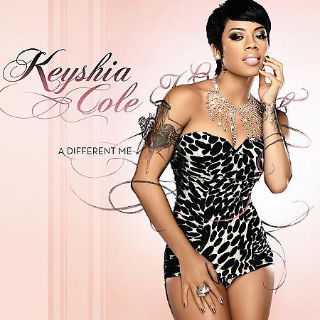 singer Keyshia Cole