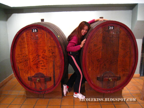 richmond grove barrels