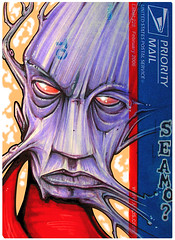 """Stretched 2 Thin #2""- For 'Label 228 Project' Book (SEAMO ONE) Tags: sea urban streetart art painting typography graffiti book scary sticker surrealism character tags spooky urbanart louisville drips aerosol seamonster seam markers lowbrow throwups blackbook seamo handstyles blackbooks popsurrealism characterdesign fillin postalart handmadestickers paintdrips gothicart sinik stretchedthin label228 label228project seamoart seamo1 seamograffiti seamoone louisvillegraffiti seamonstergraffiti seamonsterart seagraffiti louisvillestreetart bluetopsticker"