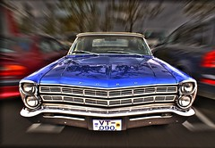Out of my element.                                  1967 Ford Galaxy 500 (Ptur Gunn Photograpphy) Tags: old cars ford car mobile out geotagged sony galaxy alfa soe hdr element a100 ptur gunnarsson supershot abigfave platinumphoto aplusphoto overtheexcellence goldstaraward