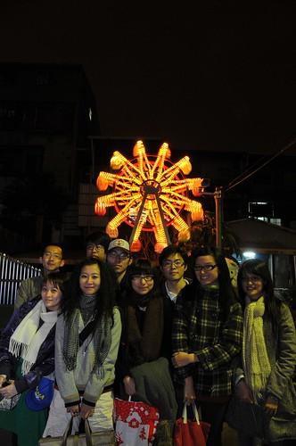 2008台北聖誕巷
