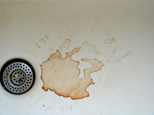 Tea Stain Map