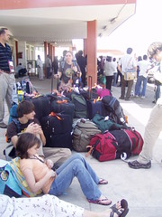 Pemba Airport (aleabailey) Tags: africa mozambique pemba