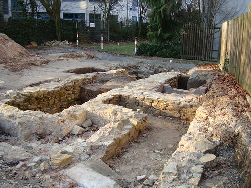 Ausgrabung Marienhospital