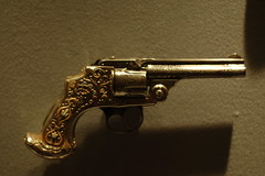 Tiffany decorated gun