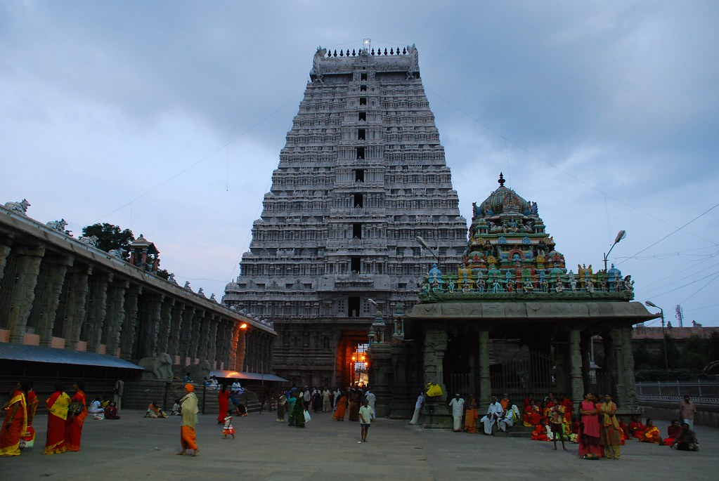 The World's Best Photos of arunachalam and temple - Flickr ...  The World's...