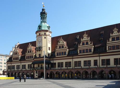 Altes Rathaus Leipzig