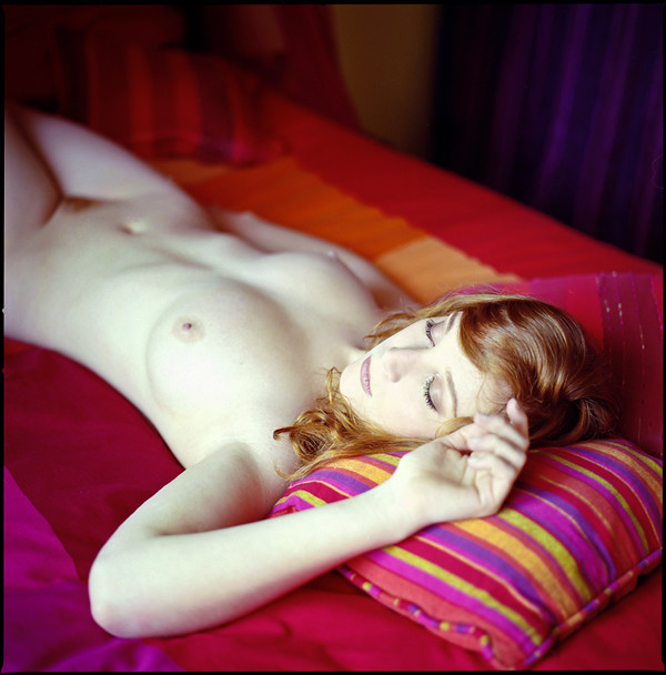 nude photo - these thoughts by Andrea Hübner
