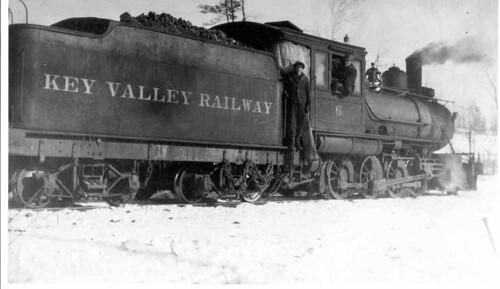 KVR Engine No 6