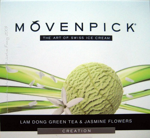 Lam Dong Green Tea and Jasmine Flower Ice Cream - Geneva, Switzerland